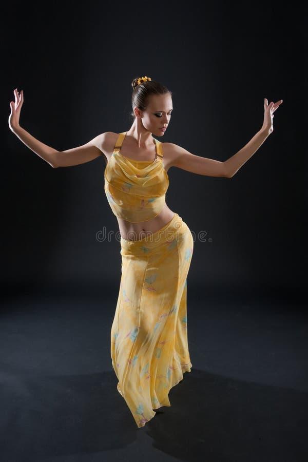 Bailarín imagen de archivo