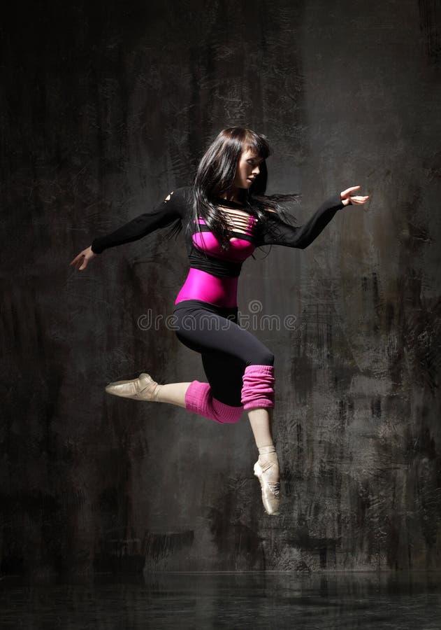 Bailarín foto de archivo libre de regalías