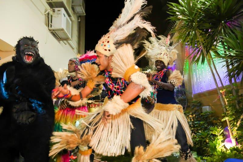 Bailarín africano fotos de archivo libres de regalías