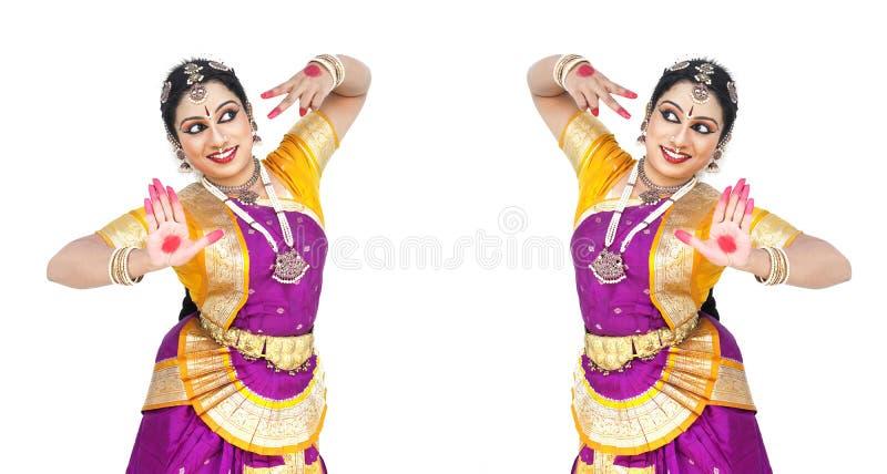 Bailarín clásico de sexo femenino de Asia foto de archivo libre de regalías