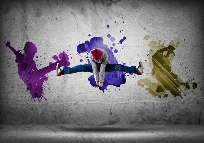 Download Bailarín de Hip Hop imagen de archivo. Imagen de energía - 64207455