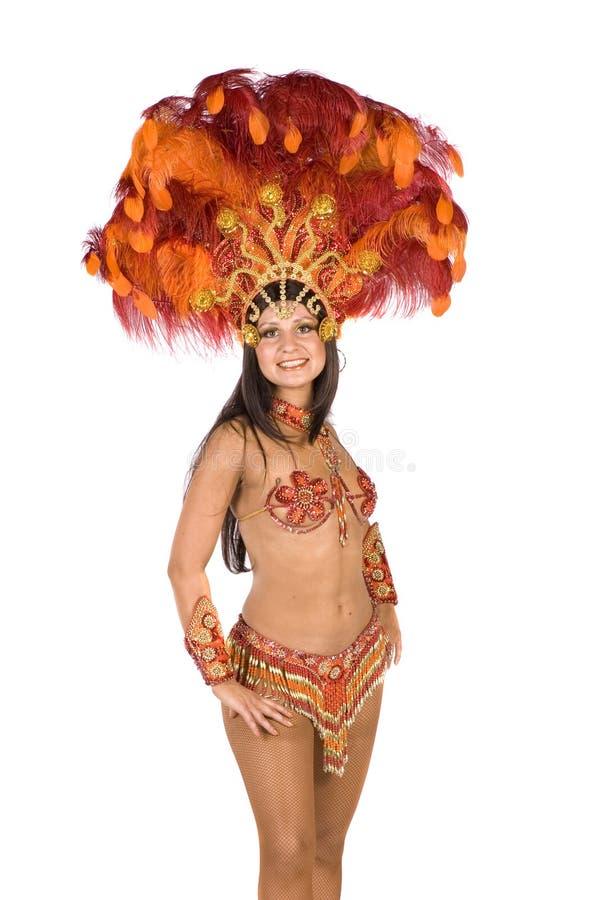 Download Bailarín del carnaval imagen de archivo. Imagen de dancing - 7288417