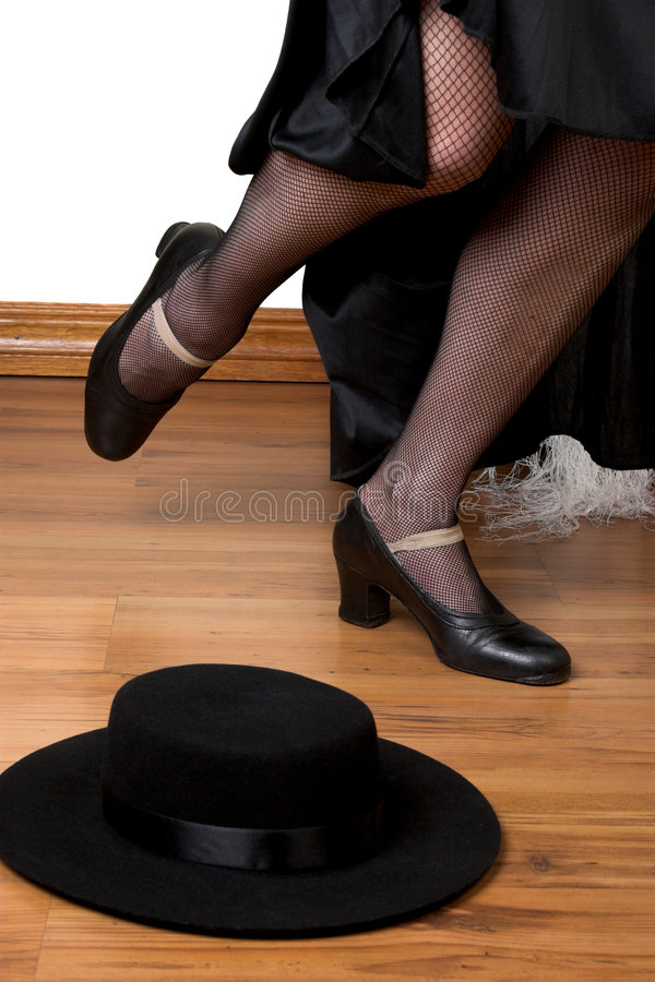 Bailarín español imagenes de archivo