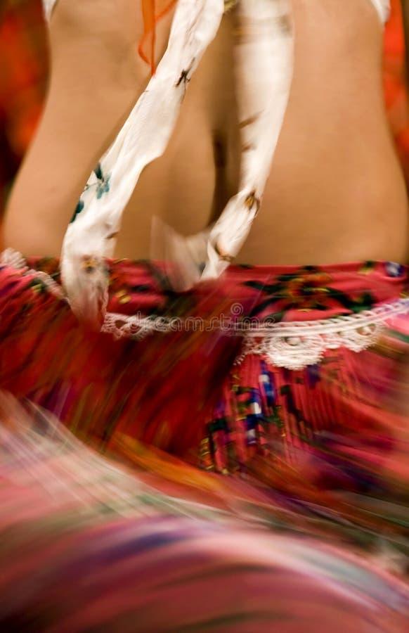 Bailarín gitano