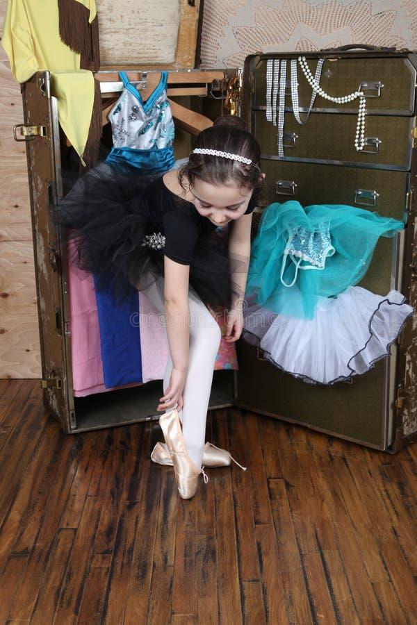 Bailarín hermoso fotos de archivo libres de regalías