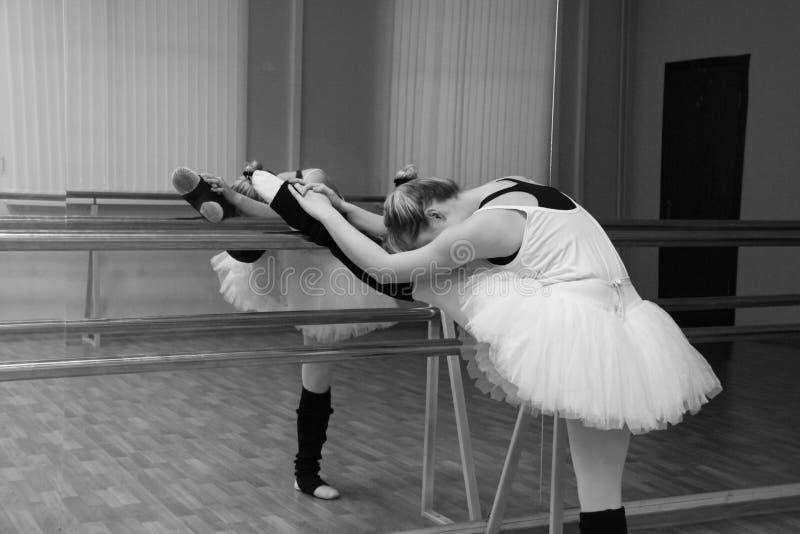 Bailarina imagem de stock royalty free