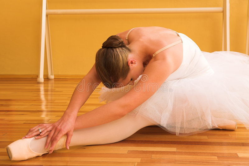 Download Bailarina #20 foto de archivo. Imagen de persona, preparación - 1280502