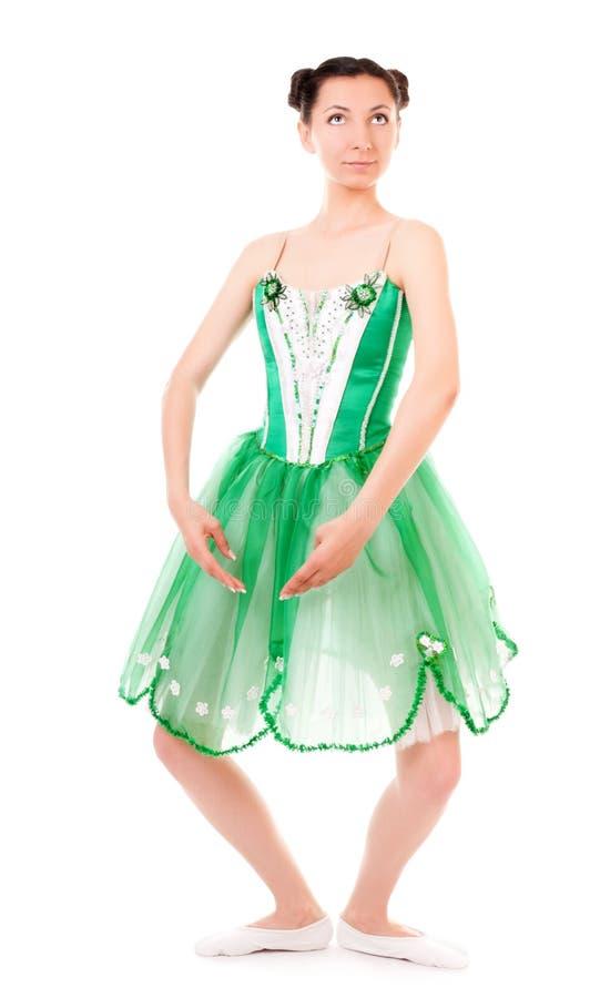 Bailarina fotografia de stock