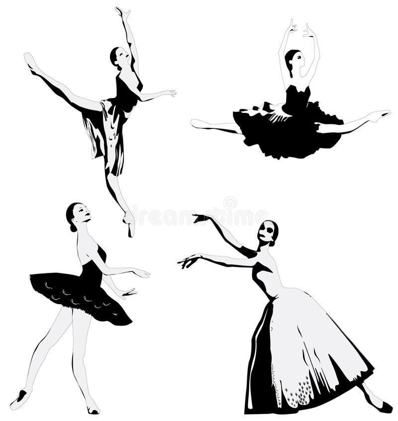 Bailarina libre illustration