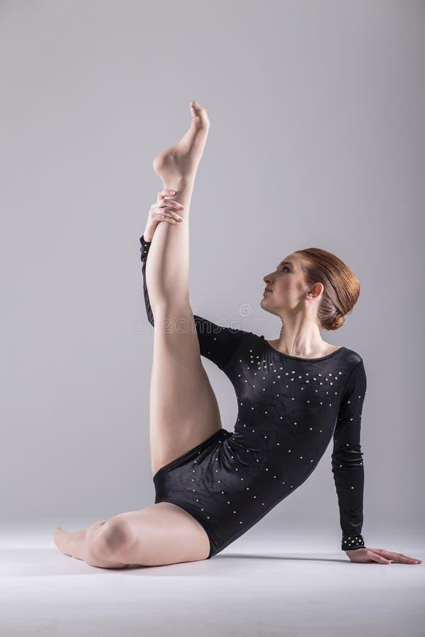 Bailarina foto de archivo