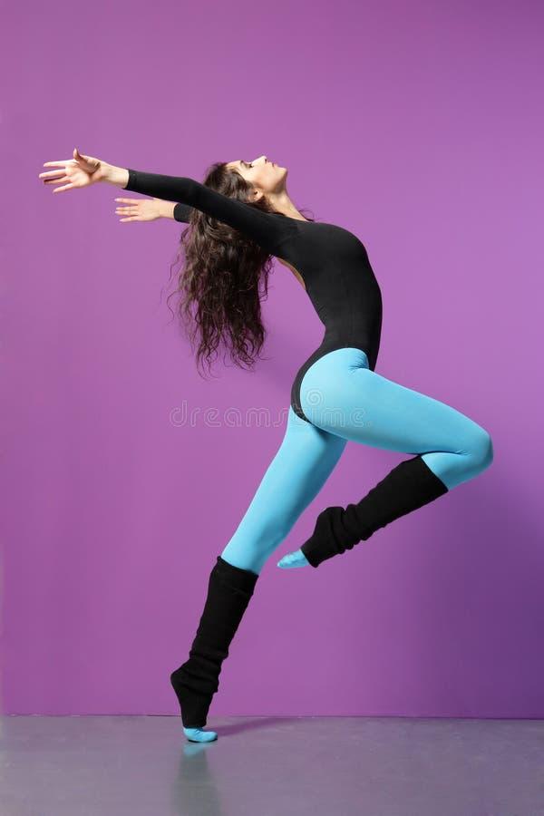 Bailarina foto de archivo libre de regalías