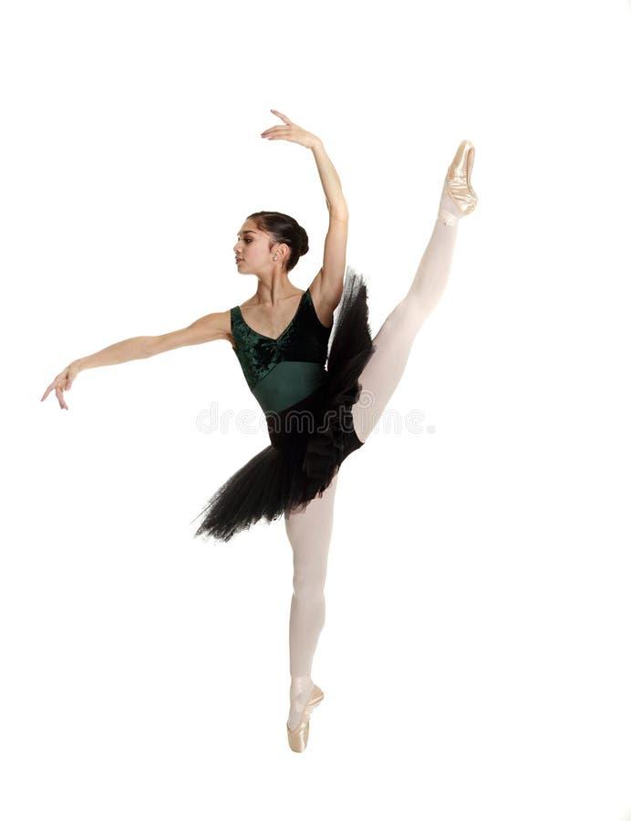 Bailarina foto de stock