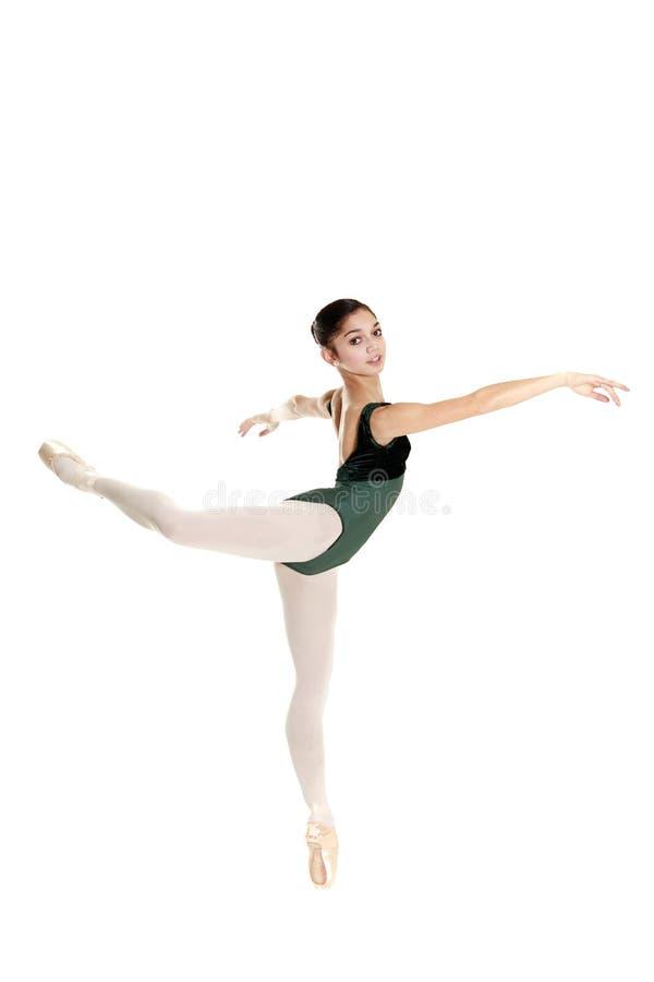 Bailarina fotografía de archivo