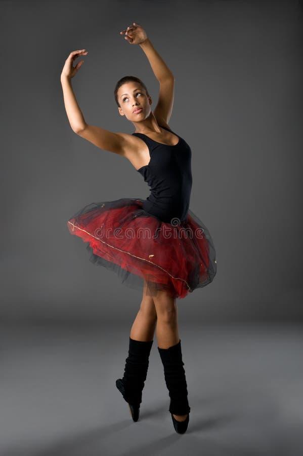 Bailarina clássica foto de stock