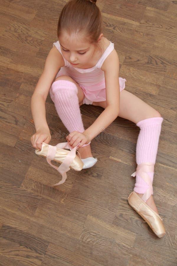Bailarina europea fotos de archivo libres de regalías