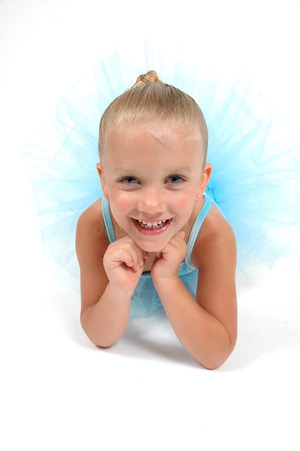 Bailarina Headshot imagens de stock