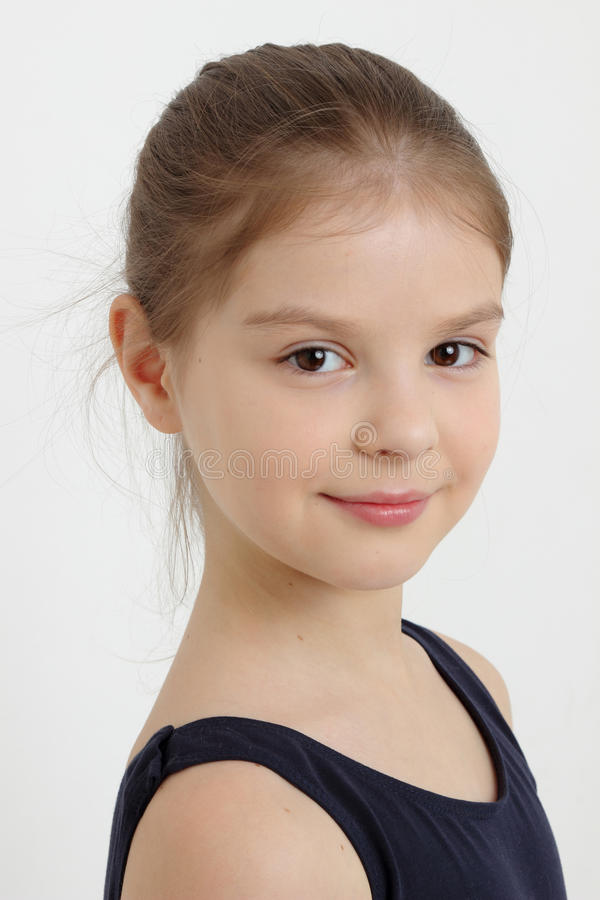 Bailarina joven fotos de archivo