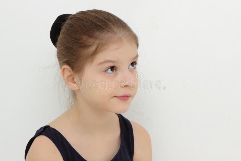 Bailarina joven foto de archivo