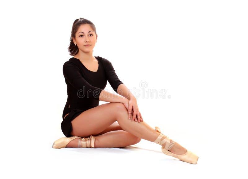 Bailarina nova foto de stock royalty free