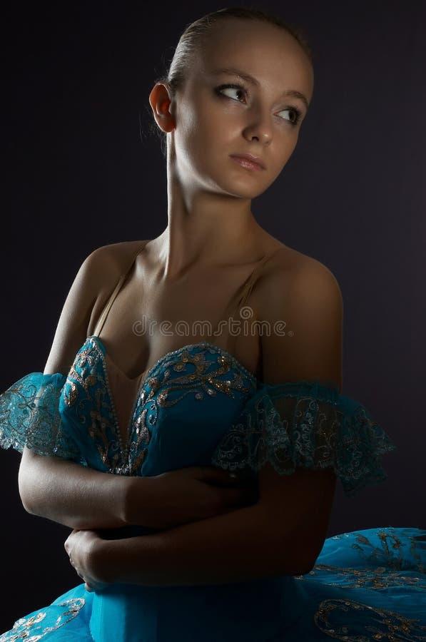 Bailarina profissional fotos de stock