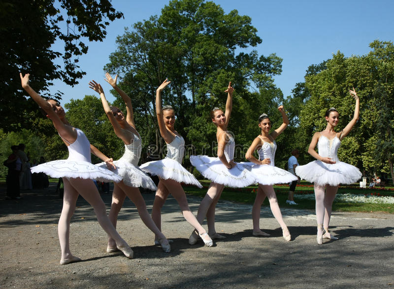 Bailarinas fotos de stock royalty free