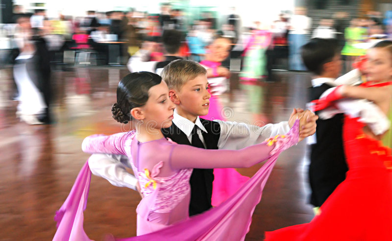Baile fotografía de archivo