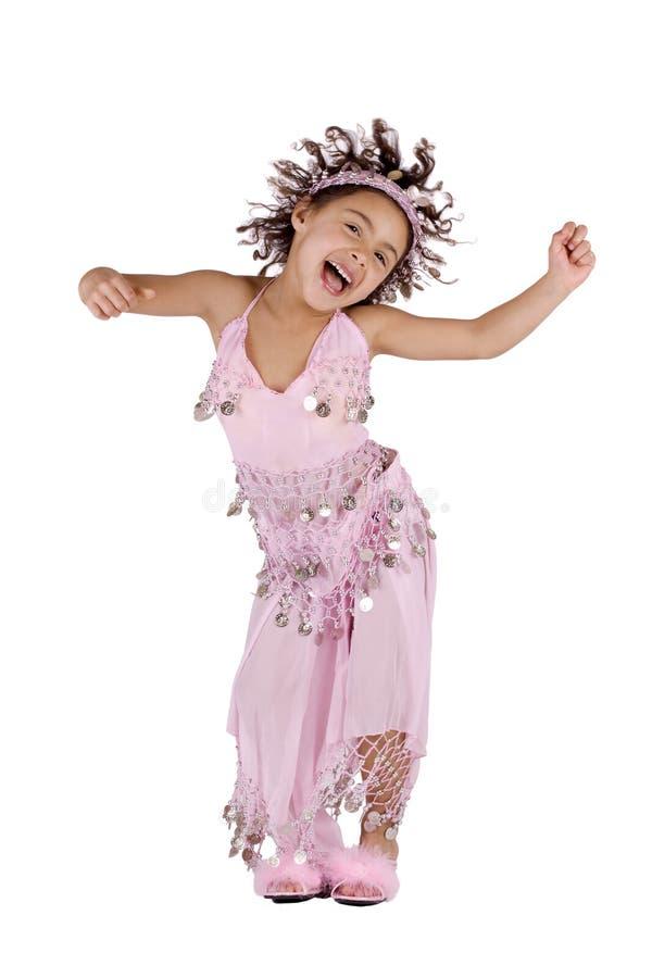 Baile como loco fotos de archivo