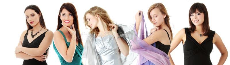 Baile con el viento imagen de archivo libre de regalías