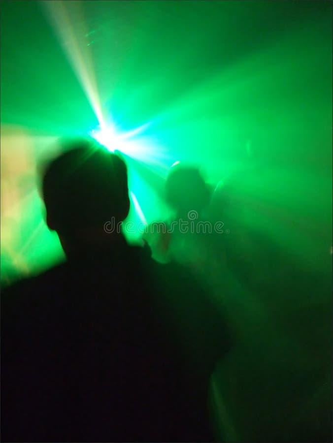Baile Del Disco Imagen De Archivo