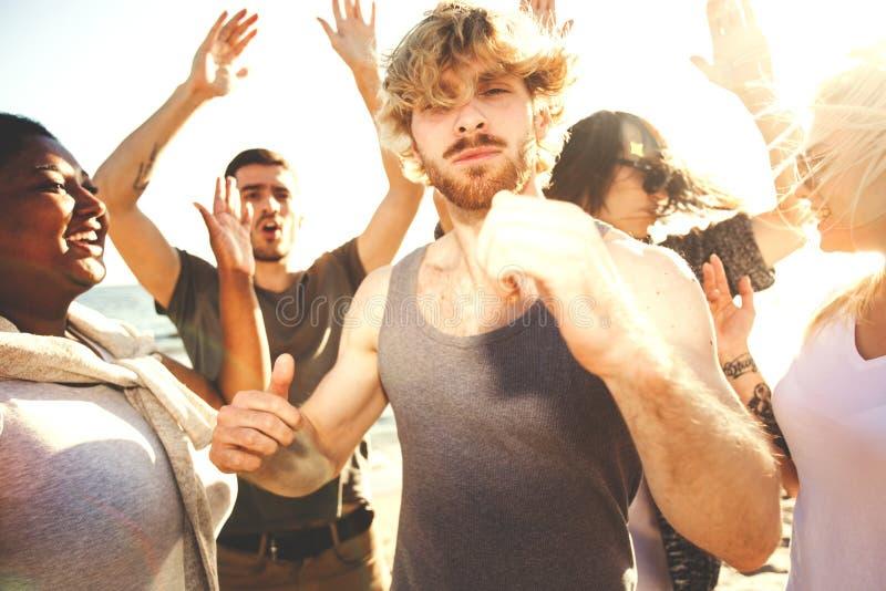 Baile el día soleado imagen de archivo libre de regalías