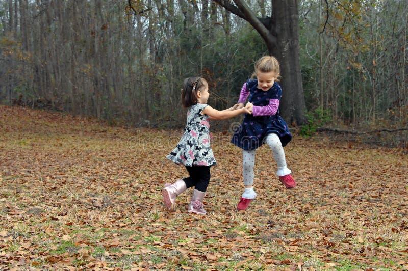 Baile para la alegría foto de archivo libre de regalías