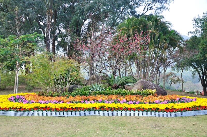 BaiLiandong park scenery royalty free stock photography