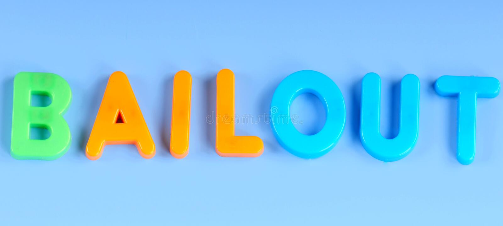 Download Bailout In Magnets Stock Images - Image: 7918404