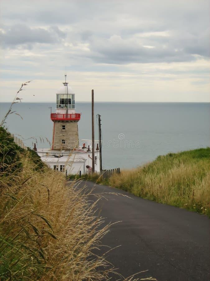 Baily latarnia morska na Howth, Co dublin zdjęcia royalty free