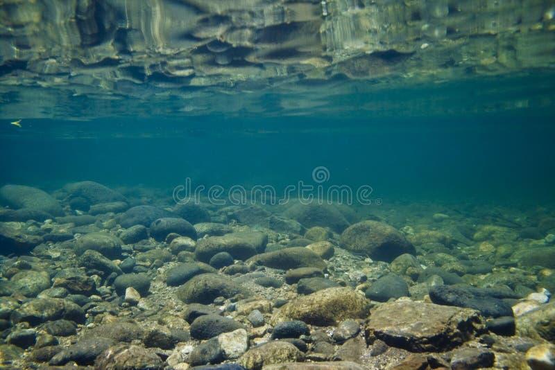 Bain de fleuve photos libres de droits