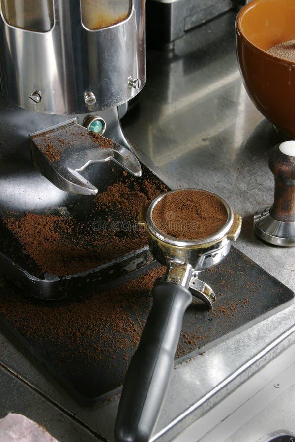 Baionetta del caffè espresso immagini stock libere da diritti