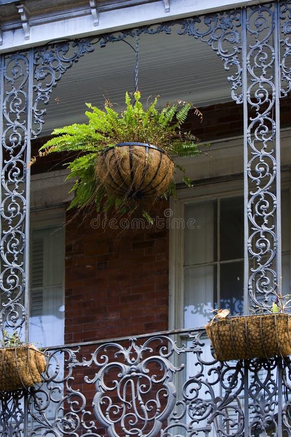 Bairro francês foto de stock royalty free