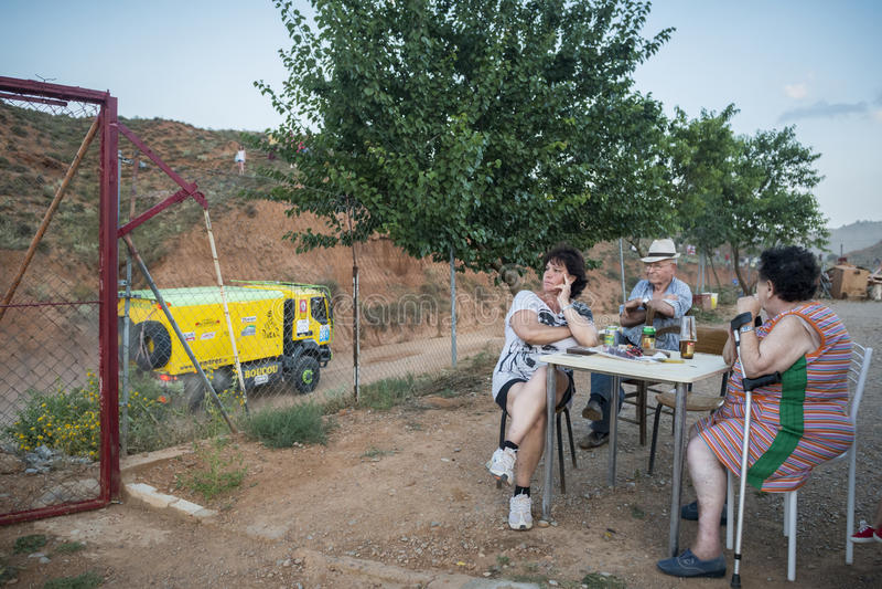 Baja Aragon 2013 Editorial Photo