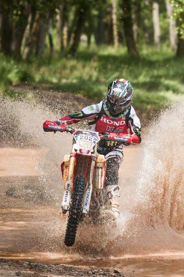 Download Baja Aragon 2013 Editorial Stock Image - Image: 34555604