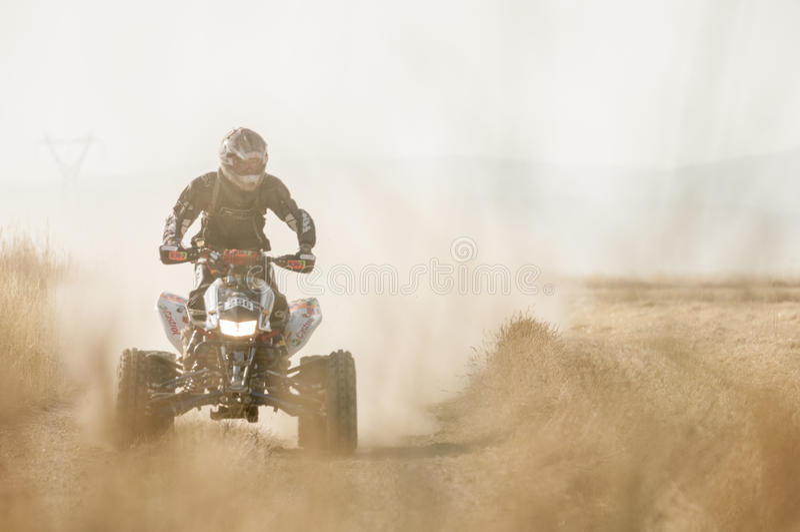Download Baja Aragon 2013 Editorial Stock Image - Image: 34555919