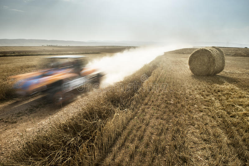 Download Baja Aragon 2013 editorial photo. Image of dust, race - 34552556