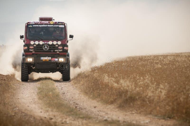 Download Baja Aragon 2013 editorial photography. Image of moto - 34555632