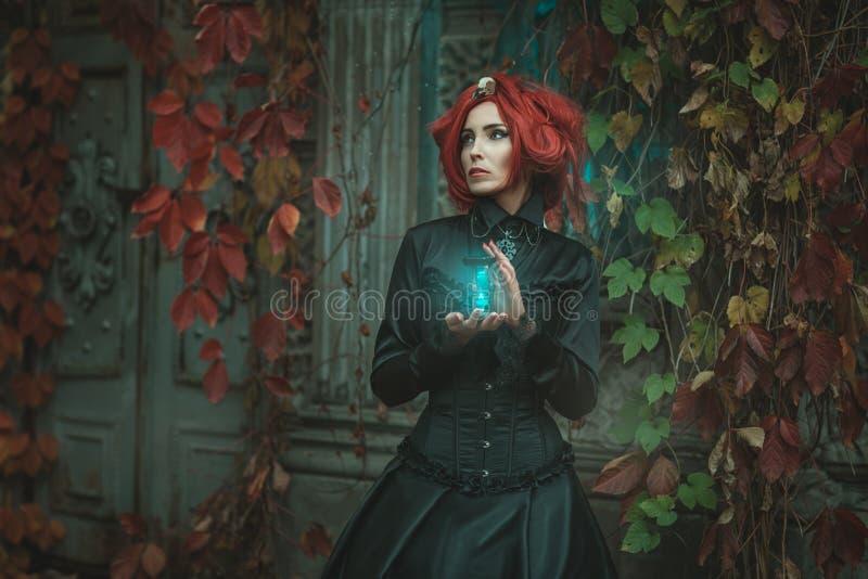 Bajecznie dziewczyna z hourglass obraz royalty free