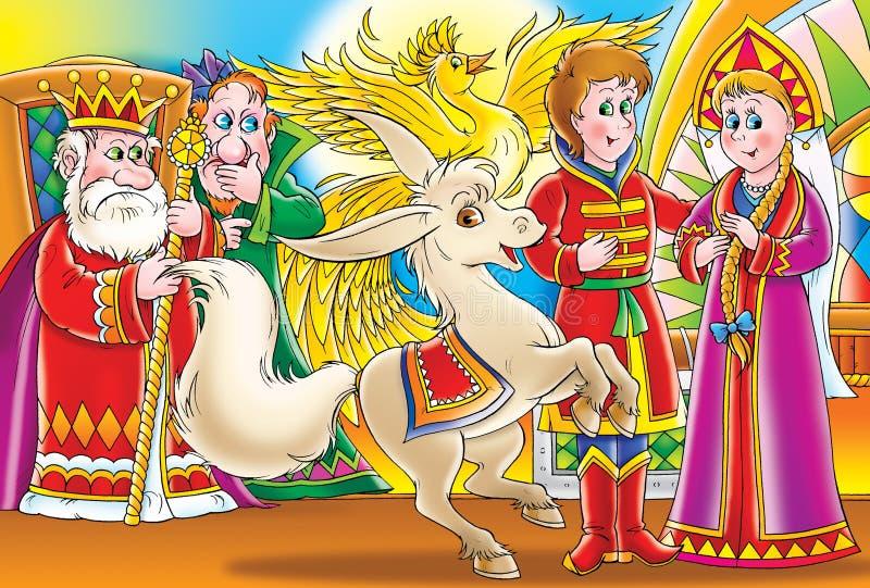 bajka royalty ilustracja