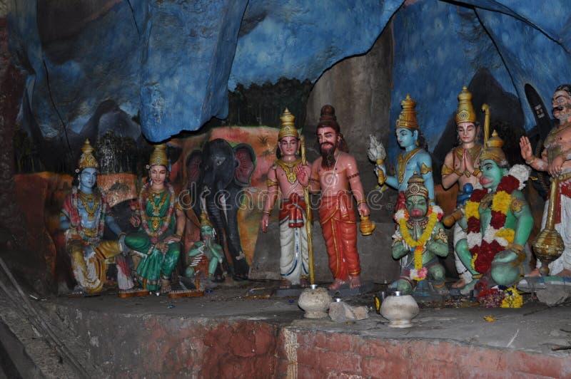 Bajki Ramayana obraz stock
