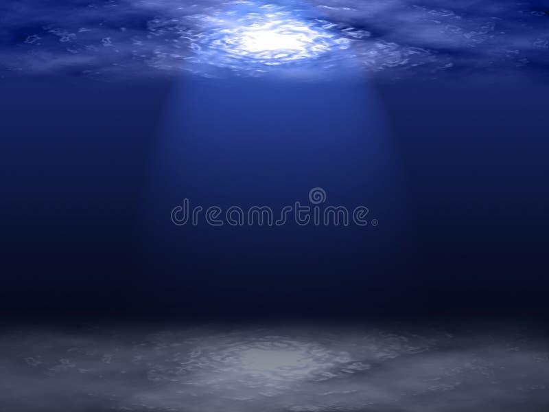 Bajo el mar   libre illustration