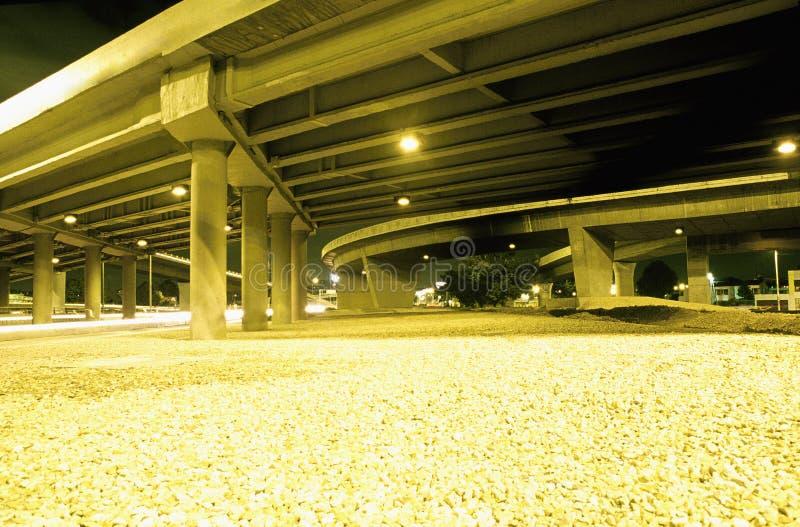 Bajo el puente 04 imágenes de archivo libres de regalías