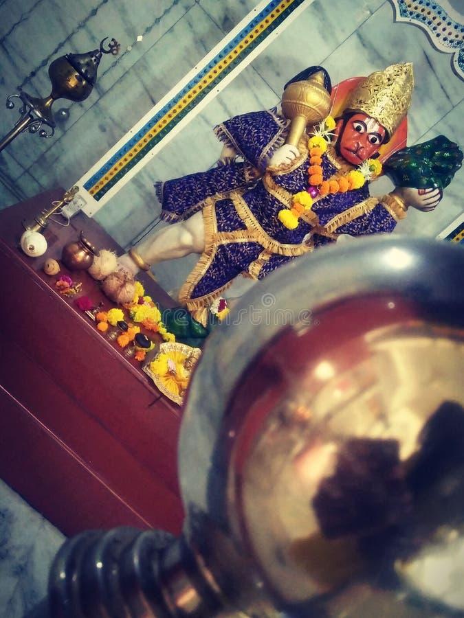 Bajrangbali de Jai photo libre de droits