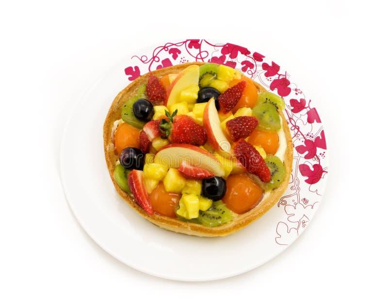 baka ihop frukt royaltyfri foto