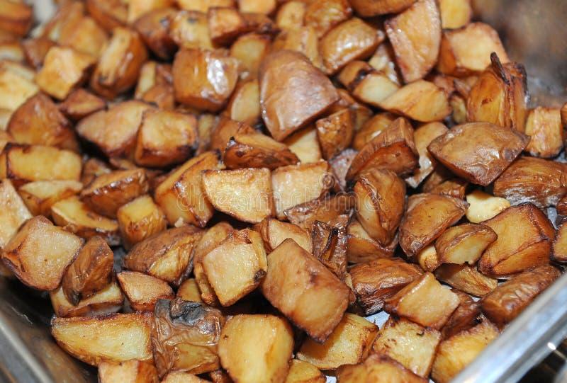 Download Bakad potatis fotografering för bildbyråer. Bild av äta - 37348987